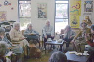Home Library Service Tea Party, Riverwood Branch Library, ca 1980s