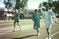 Olympic Torch Relay, Lakemba, 2000