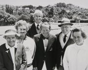 Australian MacRobertson Shield Croquet Team, 1979