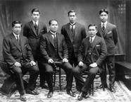 Employees of Wing Sang & Co Ltd