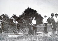 Fire Brigade, Hawkesbury Agricultural College, Richmond