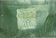 "Rock art used in publication, ""Warringah 1988"", 1988"