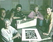 "Producing the book, ""Warringah 1988"", 1988"